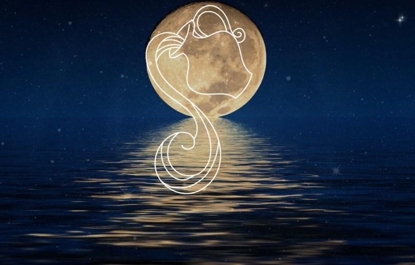 Pleine Lune du 22 Août 2021 en Verseau August-full