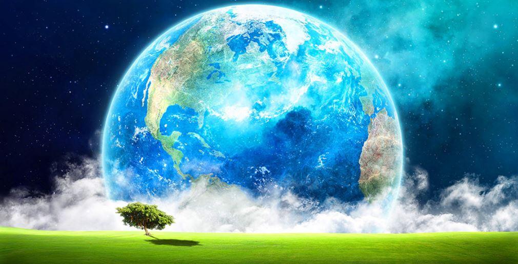 La nouvelle Terre émerge – Rapport d'août sur les énergies – Presse  Galactique